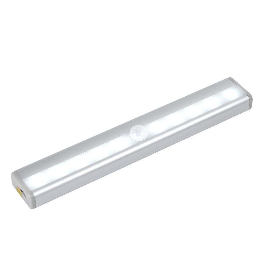 LED感應燈 櫥櫃燈 床頭燈 露營燈 人體感應燈 小夜燈 樓梯燈 牆壁燈 走廊燈 USB充電款(白光)
