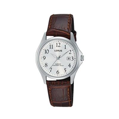 Lorus Womens Analogue Quartz Watch with Leather Strap RH713BX9 並行輸入品