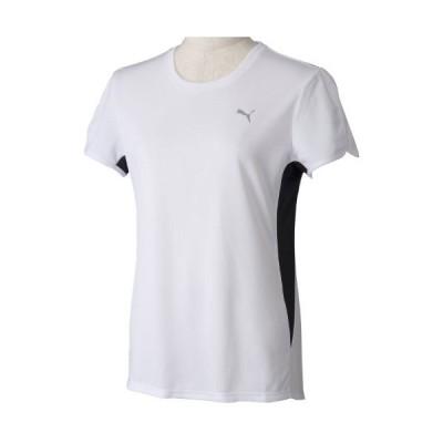 (プーマ)PUMA SS Tシャツ 902426 [レディース] 05 ホワイト M