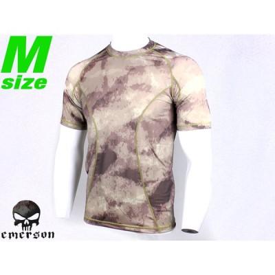 EMERSON GEAR タイトフィット コンバット T-シャツ V1 M-size/A-TACS