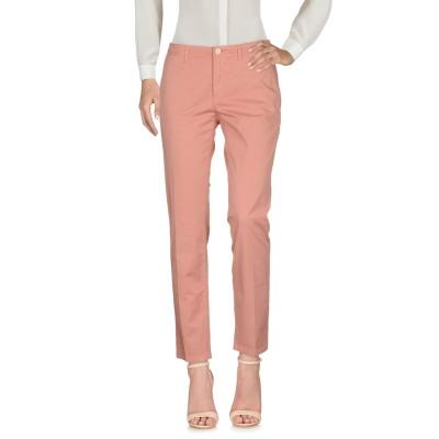 SIVIGLIA WHITE パンツ ローズピンク 31 コットン 97% / ポリウレタン 3% パンツ