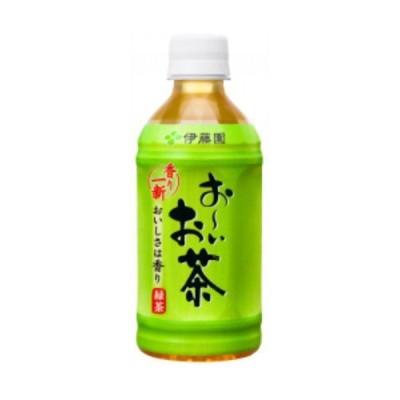 【ケース販売】おーいお茶 緑茶 350ml×24本