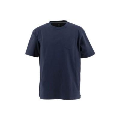 コンバース Tシャツ 半袖 メンズ 丸首 胸ポケット CA201372-2900