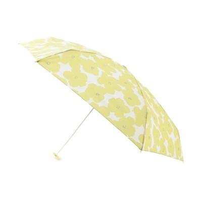 grove / フラワープリントミニアンブレラ WOMEN ファッション雑貨 > 折りたたみ傘