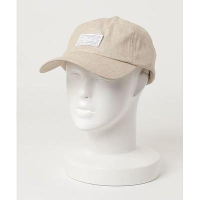 atmos / Basiquenti Line Tag Cap MEN 帽子 > キャップ