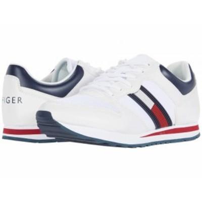 Tommy Hilfiger トミー ヒルフィガー レディース 女性用 シューズ 靴 スニーカー 運動靴 Liams White 2【送料無料】