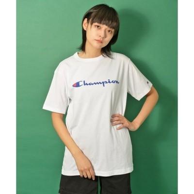 tシャツ Tシャツ Champion (チャンピオン) センターロゴ Tシャツ