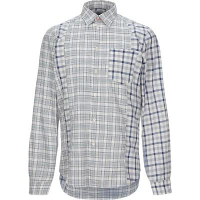 ポールスミス PS PAUL SMITH メンズ シャツ トップス checked shirt Blue