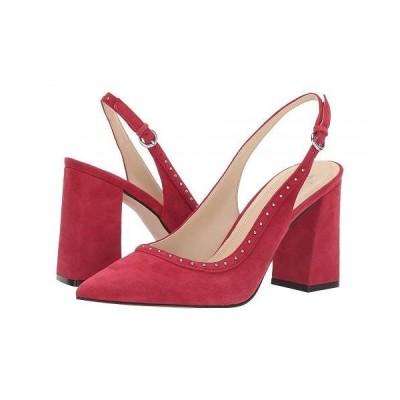 Marc Fisher LTD マークフィッシャーリミテッド レディース 女性用 シューズ 靴 ヒール Joi - Red
