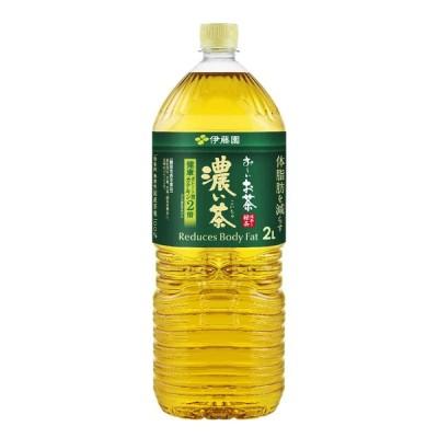伊藤園 お〜いお茶 濃い茶 2L 6個セット