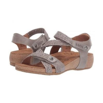 taos Footwear タオス レディース 女性用 シューズ 靴 サンダル Trulie - Light Grey