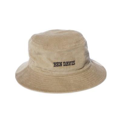 BENCH AT THE GREENE / BENDAVIS CORDS HAT MEN 帽子 > ハット