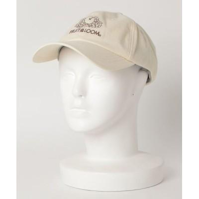 SAC'S BAR / 【Fruitoftheloom/フルーツオブザルーム】ONIBEGIE LOW CAP WOMEN 帽子 > キャップ