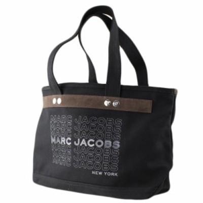 マークジェイコブス トートバッグ レディース キャンバス MARC JACOBS m0016405 001 ブラック系  バッグ・カバン