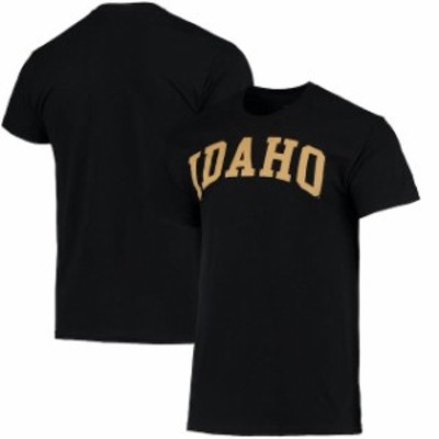 Fanatics Branded ファナティクス ブランド スポーツ用品  Fanatics Branded Idaho Vandals Black Basic Arch T-Shirt