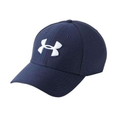 アンダーアーマー(UNDER ARMOUR) メンズ メンズ ブリッツィング3.0 キャップ ミッドナイトネイビー/グラファイト/ホワイト LG/XL 1305036 410 帽子