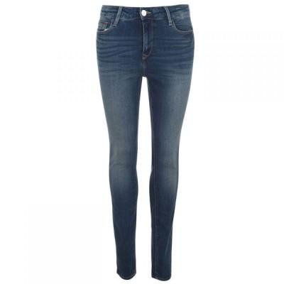 トミー ジーンズ Tommy Jeans レディース ジーンズ・デニム ボトムス・パンツ High Waist Santana Jeans ROYAL BLUE