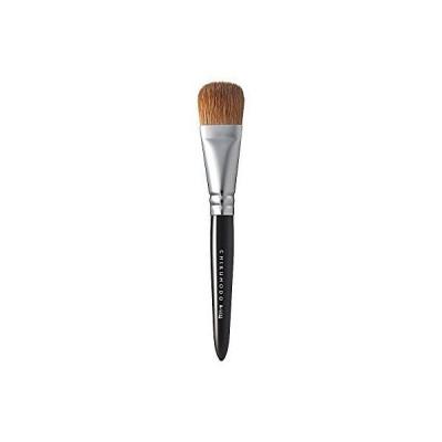 熊野筆(化粧筆) 竹宝堂 レギュラーシリーズ リキッドブラシ イタチ R-LQ2 黒ライン メイクブラシ