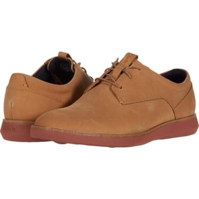 クラークス Clarks メンズ 革靴・ビジネスシューズ シューズ・靴 Banwell Lace Light Tan Nubuck