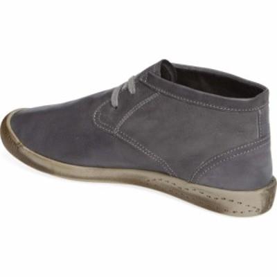 フライロンドン SOFTINOS BY FLY LONDON レディース スニーカー シューズ・靴 Indira Sneaker Military Washed Leather