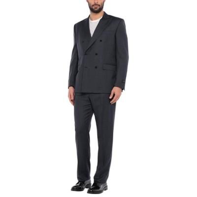 TOMBOLINI スーツ  メンズファッション  ジャケット  テーラード、ブレザー ダークブルー