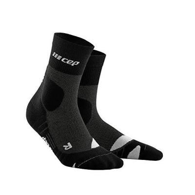 CEP Hiking Merino MidCut Socks Stonegrey/Grey Women Iv