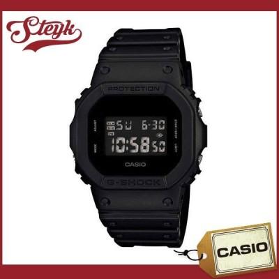 【あすつく対応】CASIO カシオ 腕時計 G-SHOCK ジーショック Solid Colors ソリッドカラーズ デジタル DW-5600BB-1 メンズ