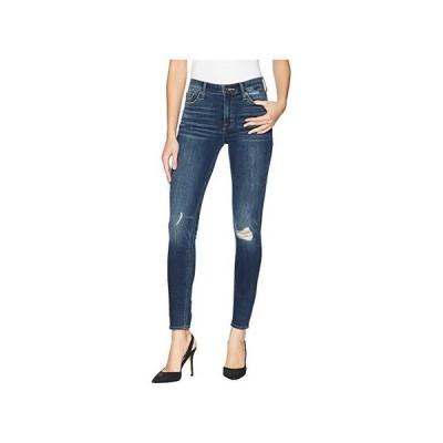 ラッキーブランド Bridgette High-Rise Skinny Jeans in Lonestar レディース ジーンズ Lonestar