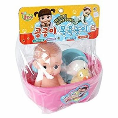 【中古】【輸入品未使用】Kongsuni Series Kong Kong Baby Bath Roleplay S