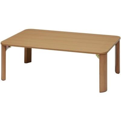 永井興産 NK-096 折りたたみテーブル(90×60cm) NA メーカー直送