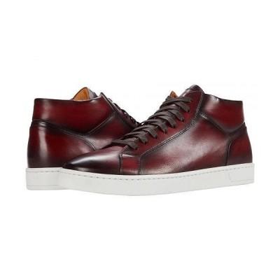 Magnanni マグナーニ メンズ 男性用 シューズ 靴 スニーカー 運動靴 Coto Mid - Red