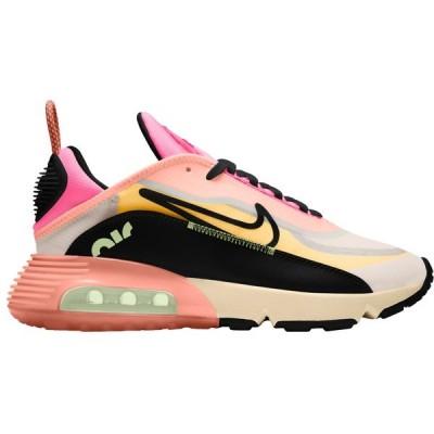 ナイキ スニーカー シューズ レディース Nike Women's Air Max 2090 Shoes BarelyVolt/Blk/AtmicPnk