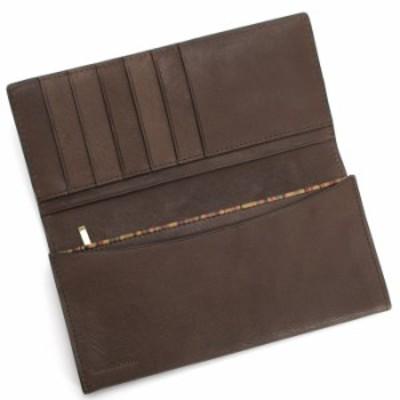 ポールスミス(Paul Smith)財布 長財布〈茶〉(psy566-70)メンズ 紳士