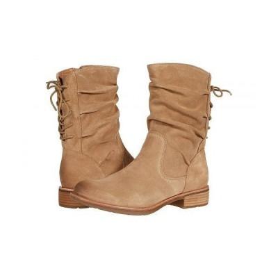 Sofft ソフト レディース 女性用 シューズ 靴 ブーツ アンクル ショートブーツ Sharnell Low Waterproof - Barley Cow Suede
