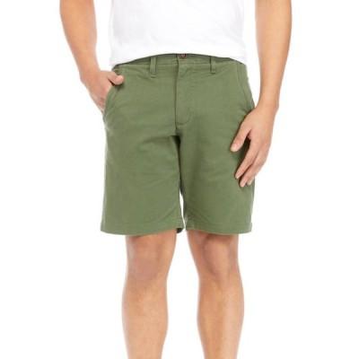 トゥルー クラフト メンズ ハーフパンツ・ショーツ ボトムス 9 Inch Flat Front Shorts