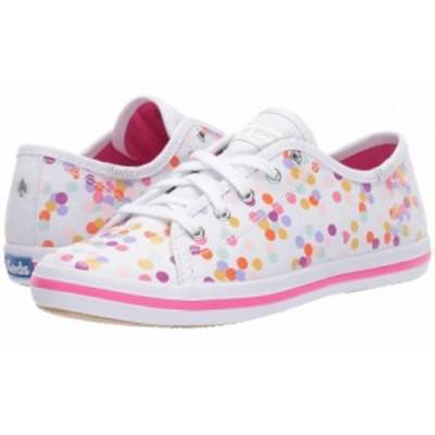Keds x kate spade new york Kids ケイト・スペード レディース 女性用 シューズ 靴 スニーカー 運動靴 Kickstart (Little【送料無料】