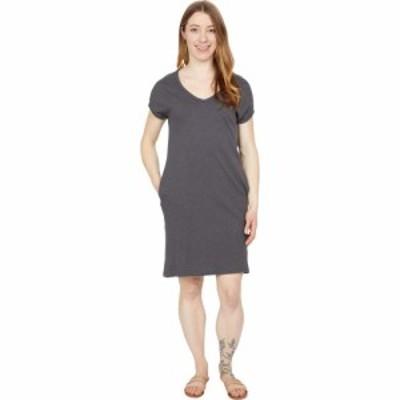 パクト PACT レディース ワンピース ワンピース・ドレス Organic Cotton Market Tee Dress Storm