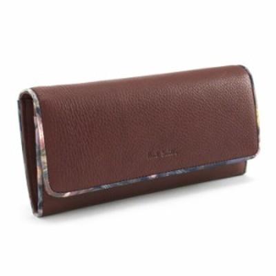 展示品箱なし ポールスミス 財布 長財布 バーガンデ Paul Smith pwu475-80 レディース 婦人
