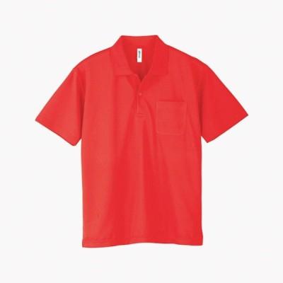 トムス チームTシャツ ユニフォーム 00330-048-L-AVP 4.4オンス ドライポロシャツ(ポケット付) 蛍光オレンジ L 00330-048-L <2019AWCON>
