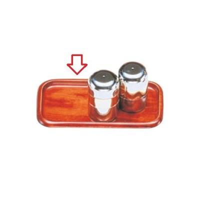 トレー 木製 カスタートレイ(さくら ウレタン塗装)SB-607 小  SB-607 幅150 奥行80/業務用/新品