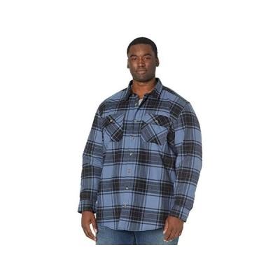 ティンバーランド Extended Woodfort Heavyweight Flannel Work Shirt メンズ シャツ トップス Vintage Indigo/Black Check