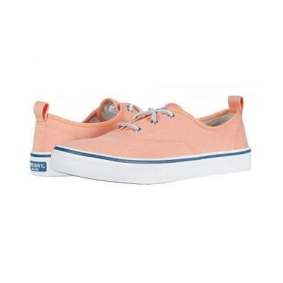 Sperry スペリー レディース 女性用 シューズ 靴 スニーカー 運動靴 Crest CVO Retro - Coral Reef