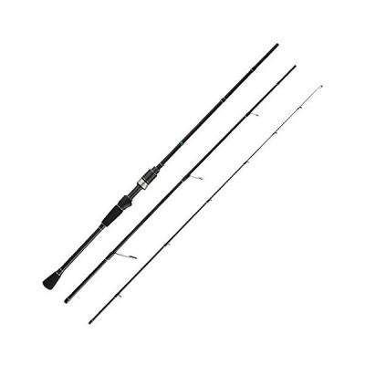 DONG Fishing Rod Spinning Rod Sea Fishing Spinning Jigging Fishing Rod Carbon Steel/Freshwater Fishing/Carp Fishing/Bass Fishing/Lure Fishing/General