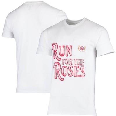 ファナティクス ブランデッド メンズ Tシャツ トップス Kentucky Derby Fanatics Branded Run for the Roses Pocket T-Shirt