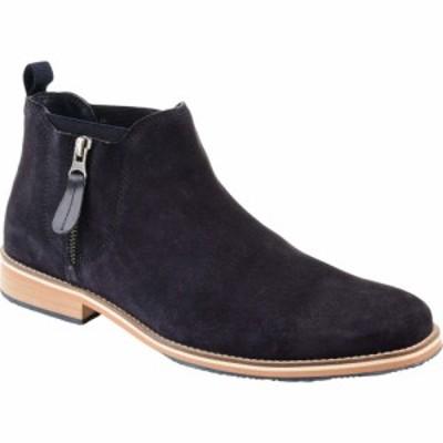 トーマスアンドバイン Thomas and Vine メンズ ブーツ チェルシーブーツ シューズ・靴 Smash Chelsea Boot Blue