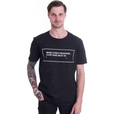 インペリコン Impericon メンズ Tシャツ トップス - Everything Must Go Monochrome - T-Shirt black