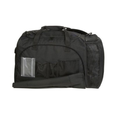 チャンピオンスポーツフットボール装置バッグ、ブラック【並行輸入品】