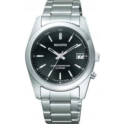 CITIZEN REGUNO シチズン レグノ ソーラーテック 電波 メンズ腕時計 RS25-0483H
