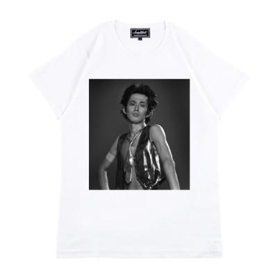 "tシャツ Tシャツ Amplifier ""忌野清志郎"" TEE 05 design A"
