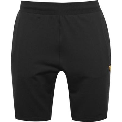 ライルアンドスコット Lyle and Scott Sport メンズ ショートパンツ ボトムス・パンツ Sport Wick Shorts True Black